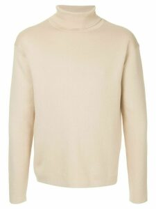 Caban roll neck jumper - NEUTRALS