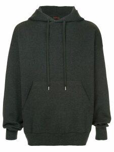 Caban hooded jumper - Grey