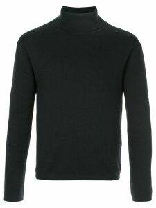 Caban turtleneck jumper - Blue