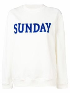Alberta Ferretti Sunday sweater - White