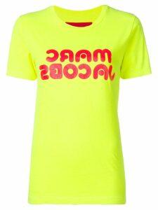 Marc Jacobs logo print T-shirt - Yellow