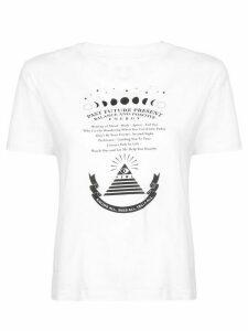 Proenza Schouler PSWL Psychic Graphic T-Shirt - White