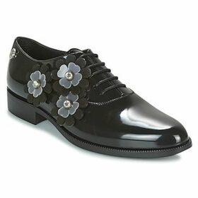 Lemon Jelly  PEONY  women's Casual Shoes in Black