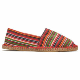 Reservoir Shoes  Printed espadrilles  women's Espadrilles / Casual Shoes in Red