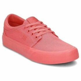 DC Shoes  Trase TX  women's Shoes (Trainers) in Pink