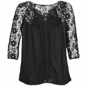 Stella Forest  ALWENA  women's Blouse in Black