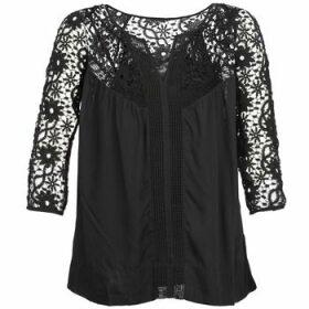 Stella Forest  ALWENA  women's Blouse in Black