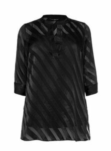 Live Unlimited Black Hem Top, Black