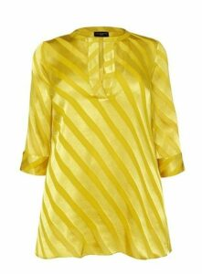 Live Unlimited Yellow Hem Top, Yellow