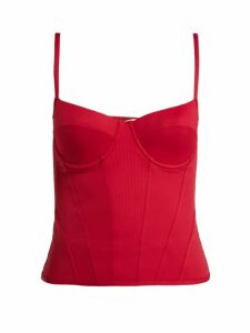 Ernest Leoty - Romy Corset Top - Womens - Red