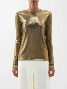 Muzungu Sisters - Taj Hand Embroidered Cotton Mini Dress - Womens - Black White