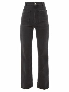 Extreme Cashmere - No. 84 Be Unic Stretch Cashmere Sweater - Womens - Navy