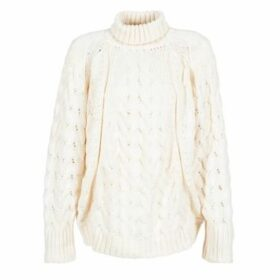Betty London  J.COCOON TIME  women's Sweater in Beige