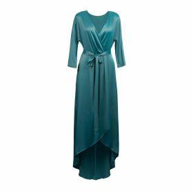 Anna Etter - Lia Emerald Cocktail Dress