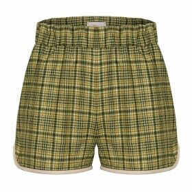 Bo Carter - Dolly Shorts Green