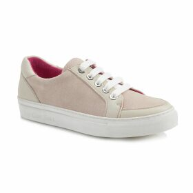 Lucy Choi London - Darjeeling Light Gold Suede