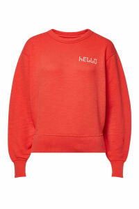 Rag & Bone/JEAN Hello Cotton Sweatshirt