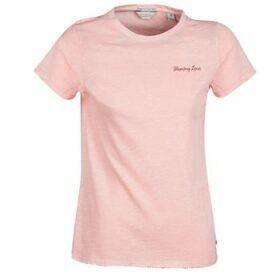 Maison Scotch  SS T-SHIRT  women's T shirt in Pink