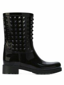 Valentino Valentino Garavani 'Rockstud' boots - Black