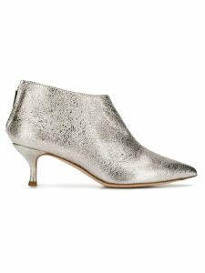 Fabiana Filippi pointed ankle boots - Silver