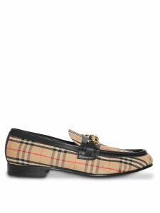 Burberry The 1983 Check Link Loafer - NEUTRALS