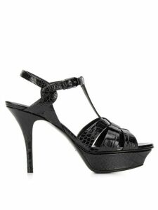 Saint Laurent Tribute sandals - Black