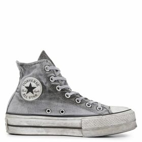 Chuck Taylor All Star Lift Smoked Canvas High Top
