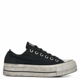 Chuck Taylor All Star Lift Smoked Canvas Low Top