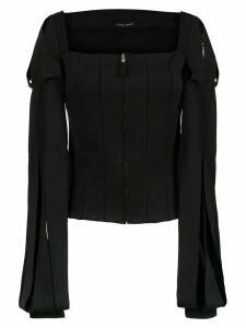 Gloria Coelho Louis XV cardigan - Black
