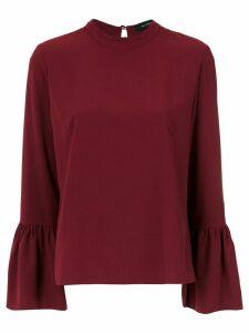 Olympiah Peru blouse - Red