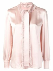 Tory Burch loose fit blouse - Pink