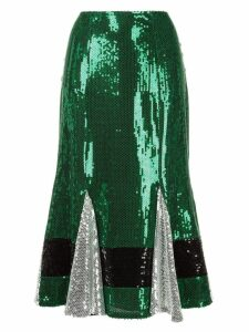 Macgraw Heroes skirt - Green