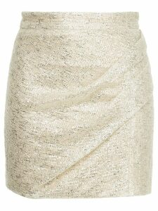 Manning Cartell Flash Bulb mini skirt - Metallic