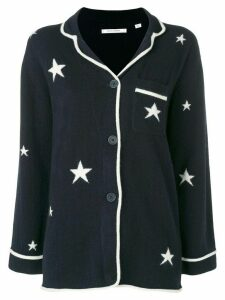 Chinti and Parker stars cardigan - Blue