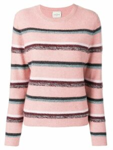 Le Kasha Toucques jumper - PINK