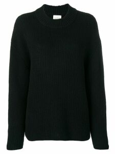 Le Kasha St Malo jumper - Black