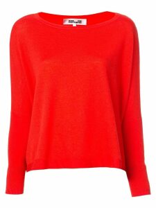 Diane von Furstenberg relax fitted jumper - Red