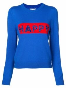 Alice+Olivia Chia jumper - Blue