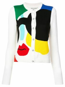 Alice+Olivia Ruthy jumper - White