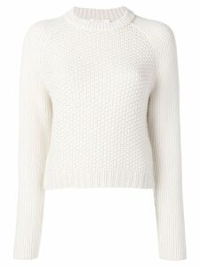 Chloé knitted jumper - White