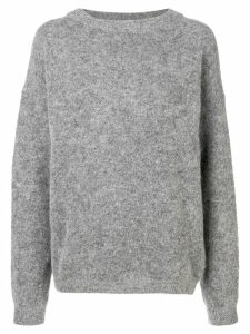 Acne Studios Dramatic oversized sweater - Grey