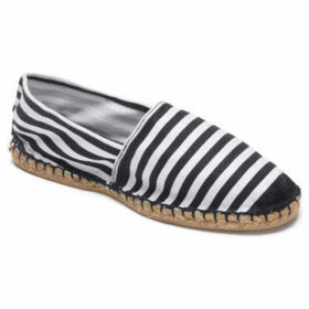 Reservoir Shoes  Striped Espadrilles  women's Espadrilles / Casual Shoes in Blue