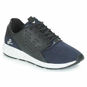 Emporio Armani EA7  SPIRIT C2 LIGHT WINTERIZED  women's Shoes (Trainers) in Blue
