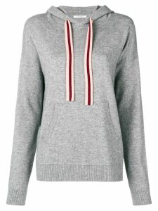 Chinti & Parker hooded knitted sweater - Grey