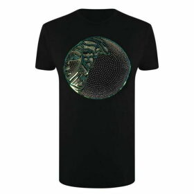Versace Collection Logo Short Sleeved T Shirt