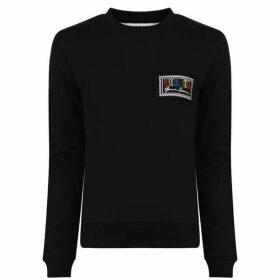 Versus Versace Small Logo Sweatshirt