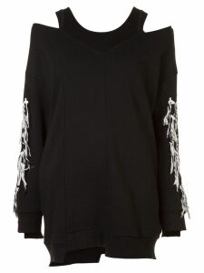 Haculla The Edge sweatshirt - Black