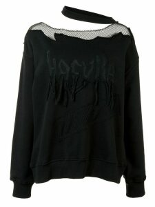 Haculla Voltage sweater - Black