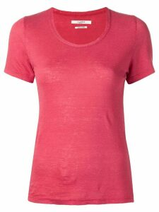 Isabel Marant Étoile short-sleeved T-shirt - Red