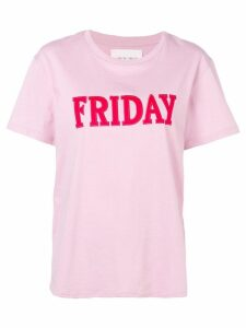 Alberta Ferretti Friday T-shirt - PINK